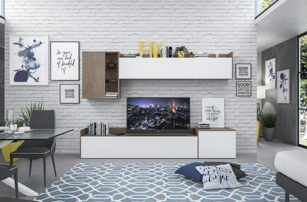 Idee per un soggiorno in stile moderno